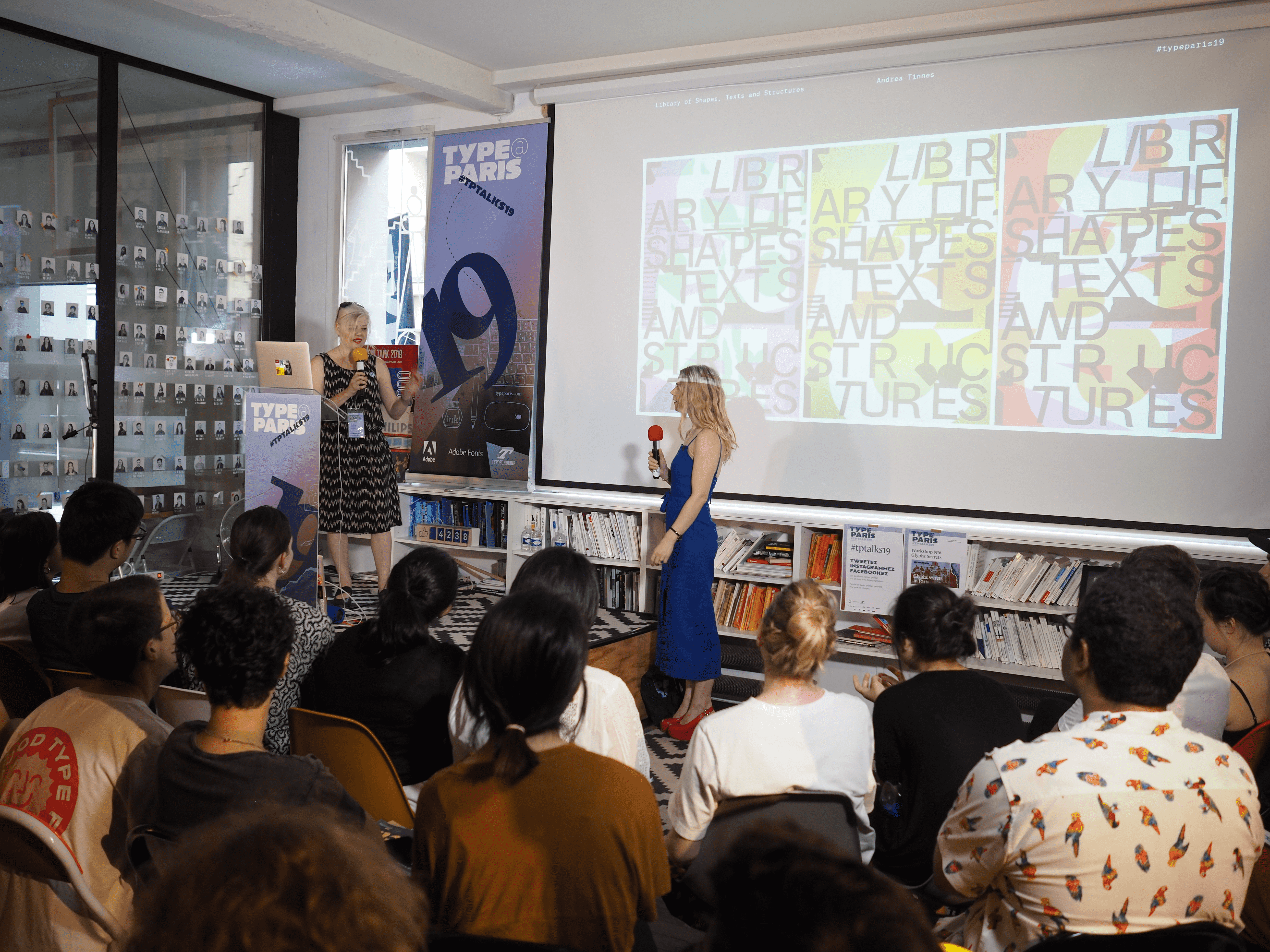 TPTalks19 #3 – Andrea Tinnes + All about TypeParis
